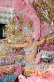 Tenerife Carnival Royalty Free Stock Image
