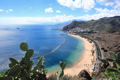 Tenerife coast stock photos
