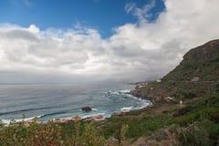 Tenerife coast Royalty Free Stock Images