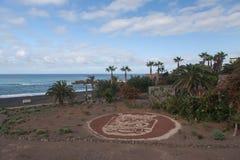 Tenerife coast Royalty Free Stock Photography