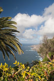 Tenerife coast Stock Image