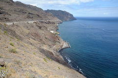 Tenerife Coast, Spain Stock Image