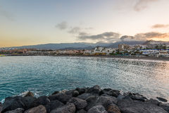 Tenerife at dawn Stock Photography