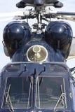 TENERIFE DEC 04: Främre sikt av en PZL-Sukol helikopter, December 04 2018 den Tenerife kanariefågeln är spain royaltyfri fotografi