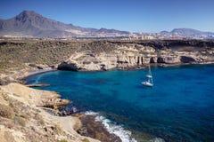 Tenerife e EL Teide Europa, paisagem imagem de stock