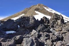 tenerife för el-öspain teide vulkan Arkivbild