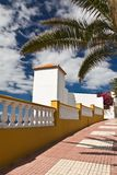 Tenerife footpath Royalty Free Stock Photo