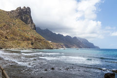 Tenerife góry Obraz Stock