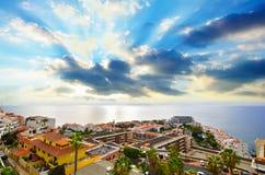 Tenerife, Hiszpania Obraz Stock
