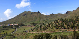 Tenerife, islas Canarias Fotografía de archivo