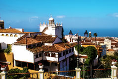 Tenerife, Isole Canarie, Spagna Fotografie Stock Libere da Diritti