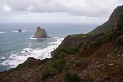 Tenerife-Küste Stockfoto