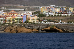 Tenerife land. In Canary Islands, Spain 2009 Stock Photography