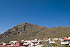 Tenerife landscape Royalty Free Stock Images