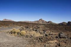 Tenerife landscape Stock Photos