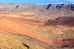 Tenerife landscape Stock Image