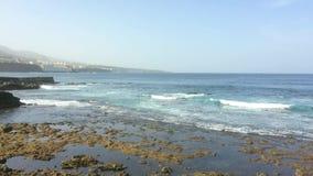 Tenerife lös kust i Hidalgo lager videofilmer