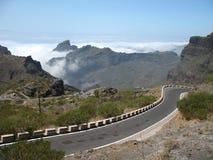 Tenerife Masca Στοκ εικόνα με δικαίωμα ελεύθερης χρήσης