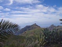 Tenerife, montaña Fotografía de archivo