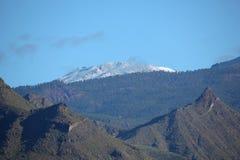 Tenerife Mountains Stock Photo