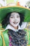 TENERIFE, O 28 DE FEVEREIRO: Caráteres e grupos no carnaval Fotos de Stock