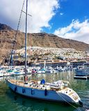 Tenerife Oceano Atlântico Fotografia de Stock Royalty Free