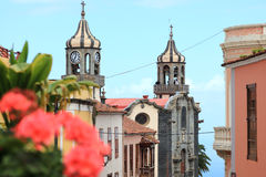 Tenerife - Orotava Stock Photography