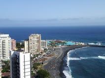 Tenerife Puerto Cruz Fotografia Stock