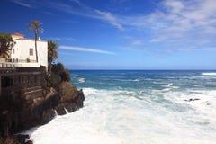 Tenerife - Puerto de la Cruz Stock Images