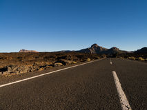 Tenerife Road Trip Stock Photography