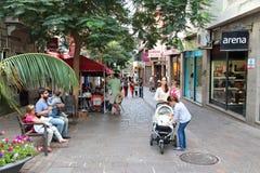 Free Tenerife - Santa Cruz Royalty Free Stock Images - 34926109