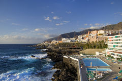 Tenerife Scenery Royalty Free Stock Photography