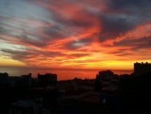Tenerife sky 1 Royalty Free Stock Photography