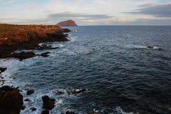 Tenerife South Landscape Royalty Free Stock Image