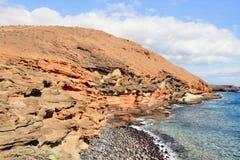 Tenerife Spanien Arkivbilder