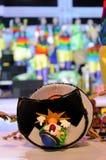 TENERIFE, STYCZEŃ 23: Charaktery i grupy w karnawale Zdjęcie Royalty Free