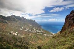 Tenerife-- Taganana Dorf lizenzfreie stockbilder