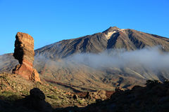 Tenerife, Teide Royalty Free Stock Photos