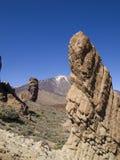 Tenerife, Teide Fotos de archivo libres de regalías
