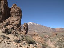 Tenerife, Teide Stockbilder
