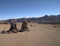 Tenerife, Teide Lizenzfreies Stockfoto