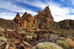 Tenerife: Teide Royalty Free Stock Image