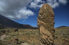 Tenerife Teide Nationalpark Stock Photo