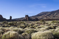 Tenerife, Teide Stock Photo