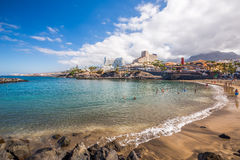 Tenerife view Royalty Free Stock Photography
