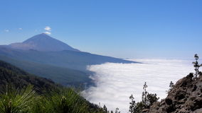 Tenerife - volcán Telde Fotos de archivo