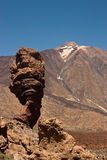 Tenerife volcano Royalty Free Stock Photography