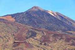Tenerife volcano Stock Photos