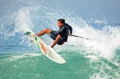 Tenez la palette - plage d'Ipanema photographie stock libre de droits