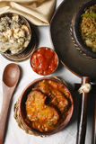 Tenga - популярное блюдо от Асома. Стоковые Фотографии RF